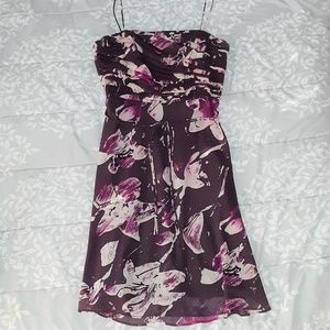 Ann Taylor Floral Flowy Dress